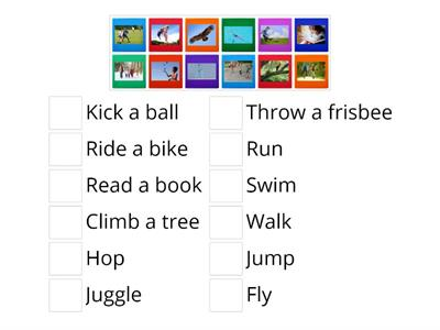 Activities for kids (Incredible English 1)