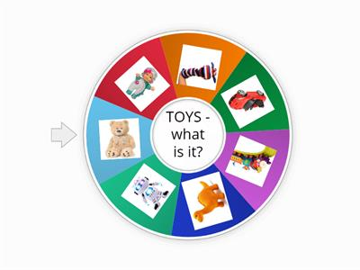 TOYS - what is it?