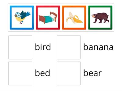 Oxford Phonics Letter B