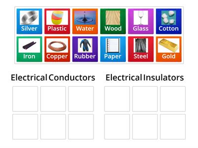 Sorting Conductors and Insulators (edited)