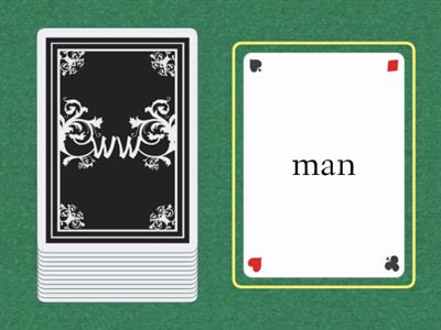 Wilson 1.5 Word Cards