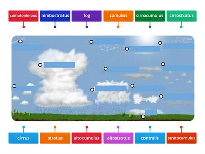 Cloud Types- Level 1
