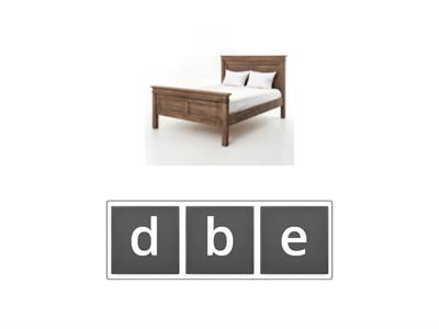 Letter Bb (Anagram)