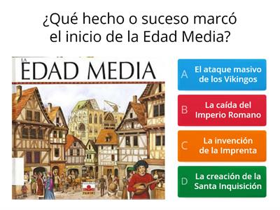 Copy of Edad Media