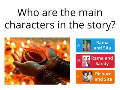 Rama and Sita Quiz