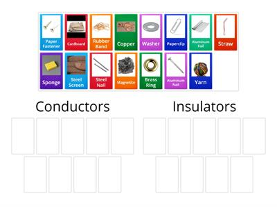 Conductors or Insulators