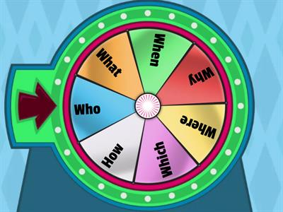 Question wheel