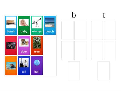 B AND T Sort