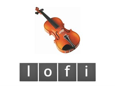 anagram instrument hög