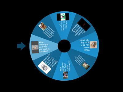 Spin the wheel: problem solving
