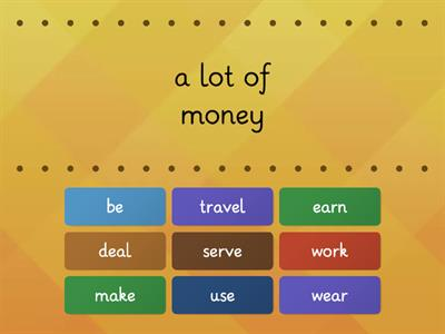Job collocations