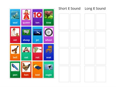 Short vs. Long E Sound