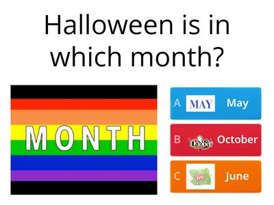 Copy of Halloween quiz 2018/2019