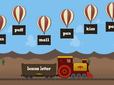 Pop the Welded Sounds and Bonus Letters
