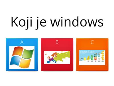 Sve o windows