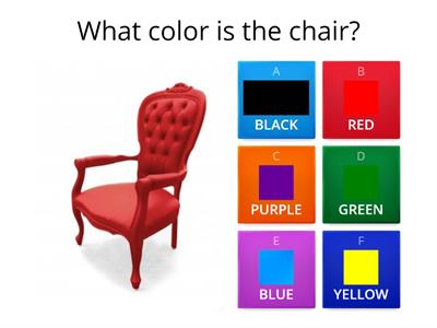 What color is the...
