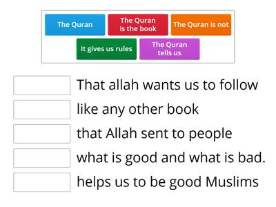 Completeness of the Quran