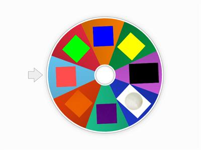 Year 3 Colour wheel