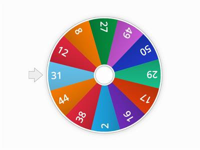 place value wheel