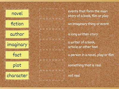 FACTS AND FICTION (Unit 4, 7.r) 1