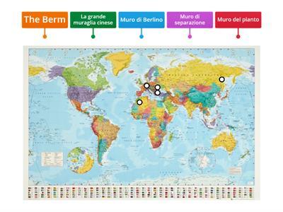 Cartina Muta Mondo Grande.Carta Geografica Risorse Per L Insegnamento