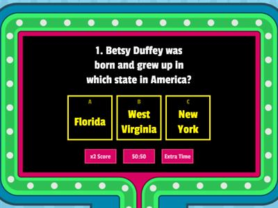 Betsy Duffey (Author of How to Be Cool in the Third Grade)