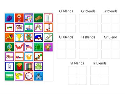 Beginning Blends l r