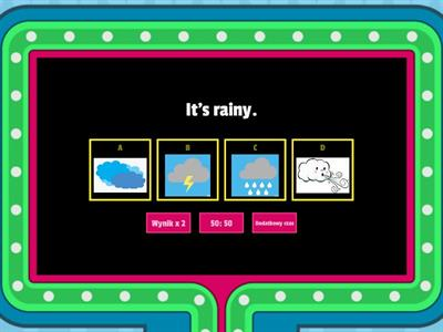 What`s the weather like? - GAMESHOW