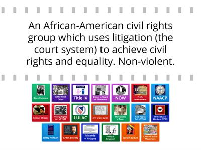 STAAR - Civil Rights Review