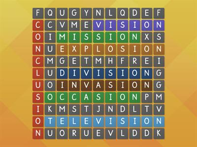 Wordsearch1 sion words