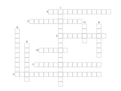 Reactions year 7 crossword