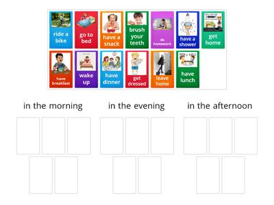 Module 5 Daily Routine