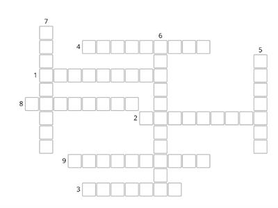 Guy Fawkes crossword