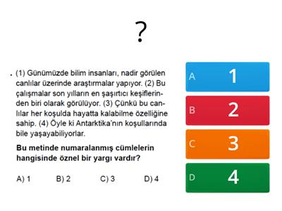 Copy of 5/C CÜMLEDE ANLAM TESTİ