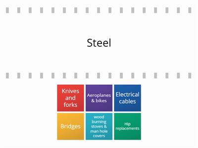 MKI__Uses of metals