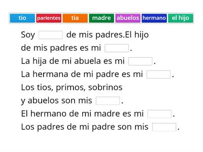 Asi se dice chapter 2 vocab 1