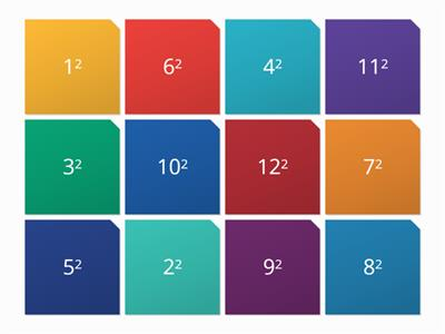 Flip tiles Square numbers