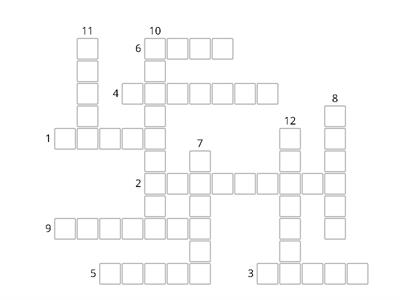Copy of ea confusion crossword!