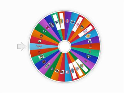 NBA Teams Random Wheel