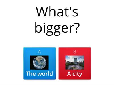 What's bigger? WOW3
