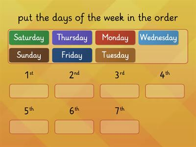 SM3_days of the week