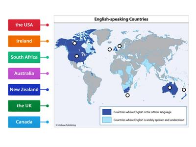 GoG1 L1.8 p.20 English speaking countries