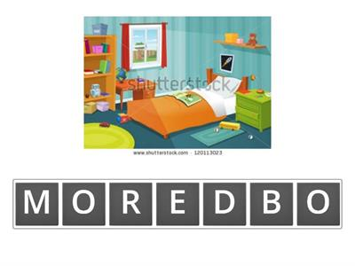 Smiles2-Module2: Rooms (anagram)