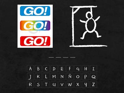 Hangman game-simple past