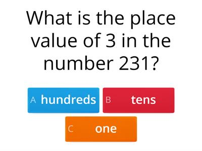 4th grade Group 3 Place value