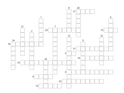 File 7, part 1a - Crossword