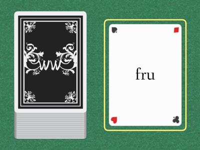 Copy of 5.1 - 5.3  Wilson Word Cards - Fat Stack