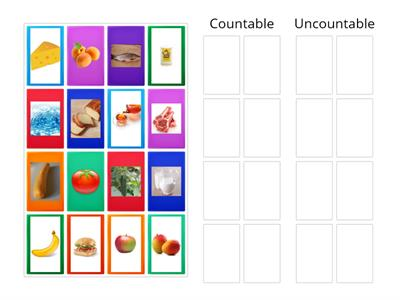 ptr3 Countable and Uncountable Food