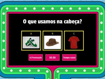 Quiz do fonema /ch/
