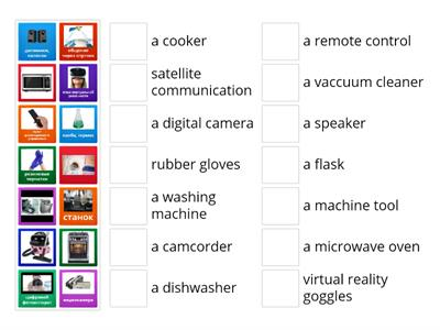 4 Science and Technology (Vocabulary Organizer ЕГЭ) 1